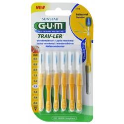 Межзубные щетка GUM Trav-Ler 1.3 мм